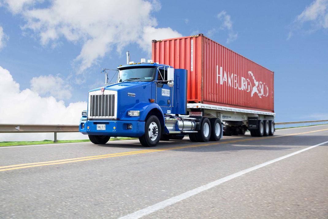 Razones por los que el transporte terrestre es muy rentable