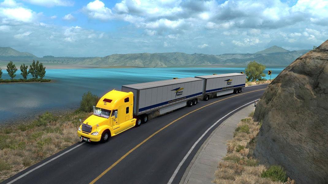 Evolucion y crecimiento del transporte de carga en México parte 1