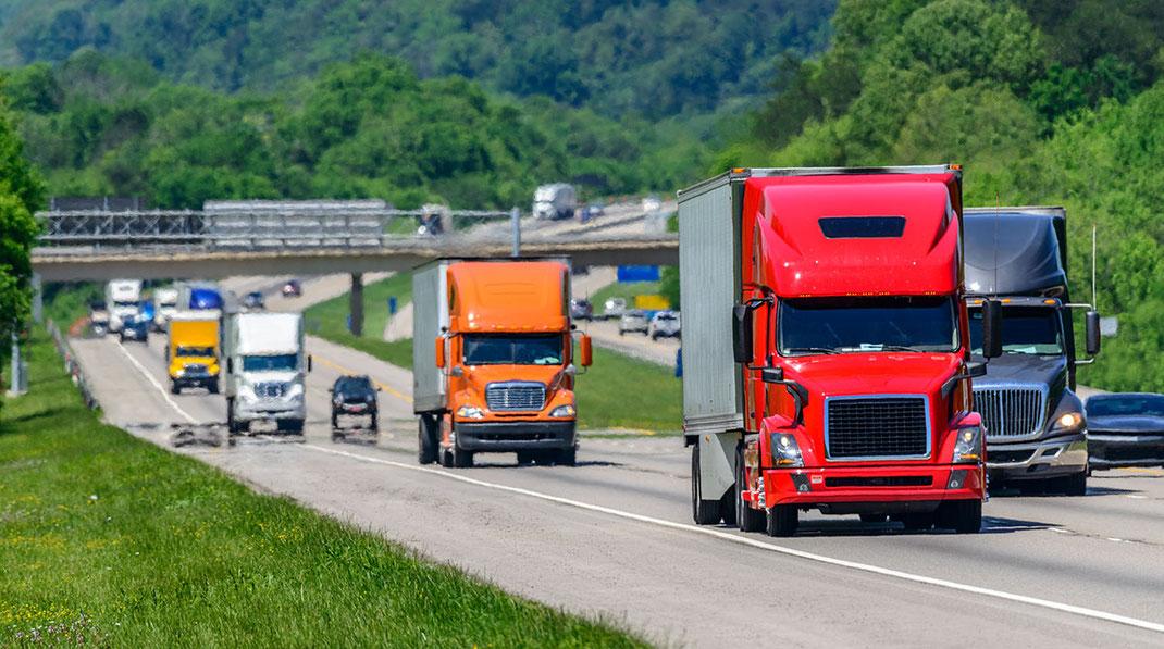 Consejos de seguridad Transporte de Carga en Carretera