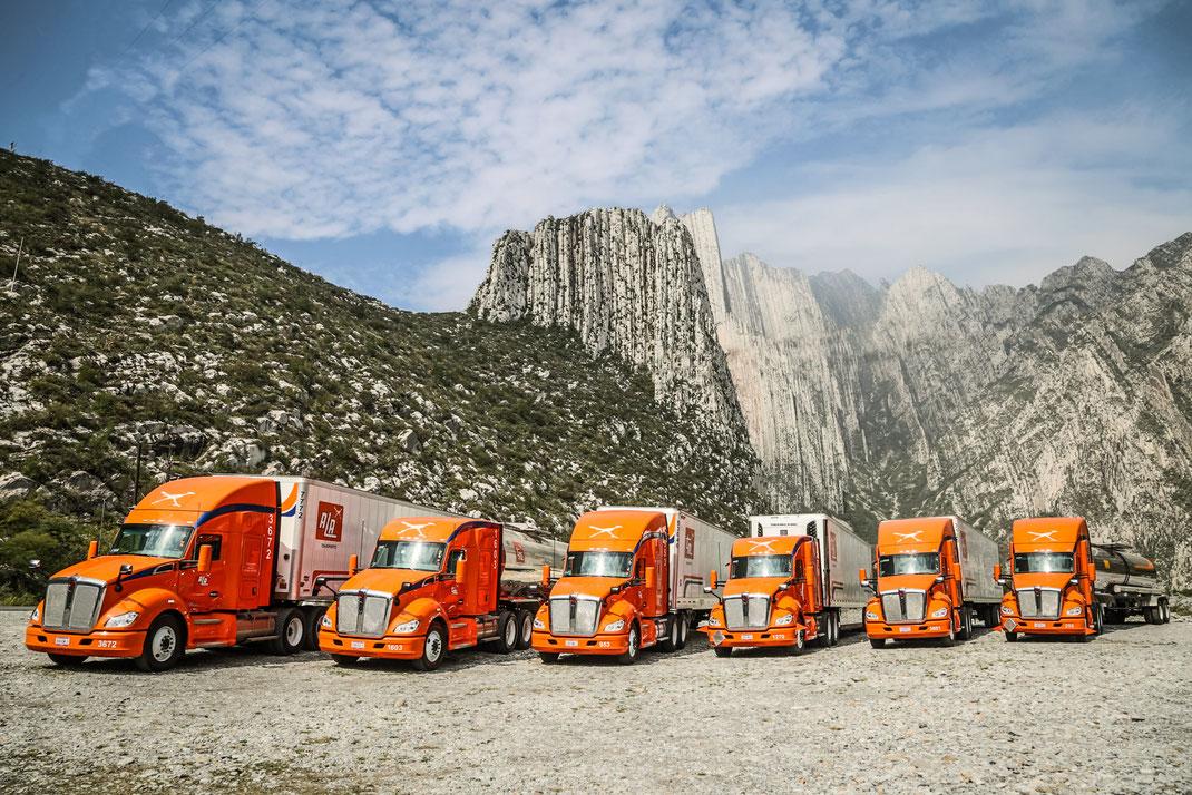 Quien es Grupo Transportes Monterrey