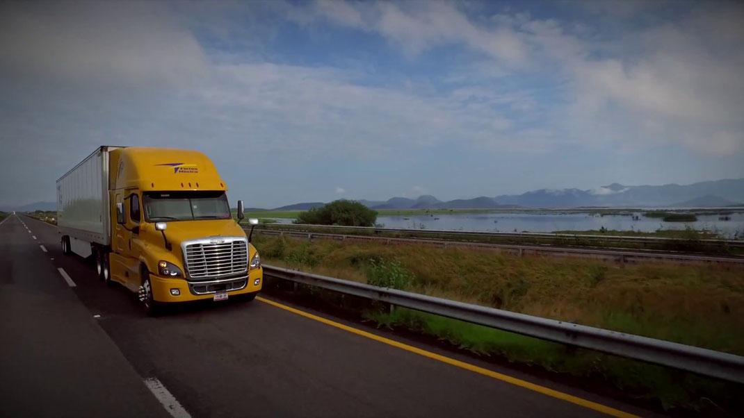 Las Mejores Empresas de Transporte Flete Terrestre en Mexico