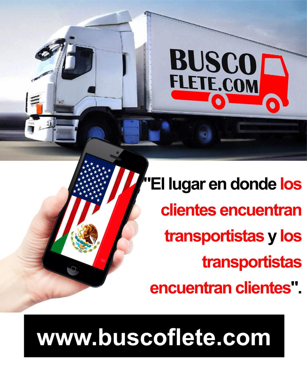 Busco Flete Precio Cotizacion Urgente en Mexico Encuentra Flete