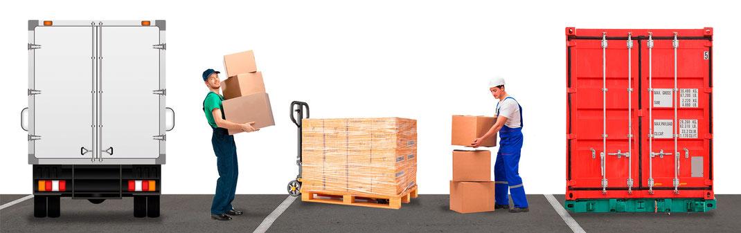 Características de los seguros de carga terrestre y marítima