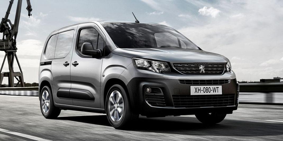 Peugeot Partner características para servicio de carga