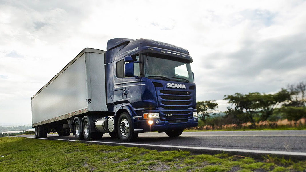 Camiones Scania Mexico