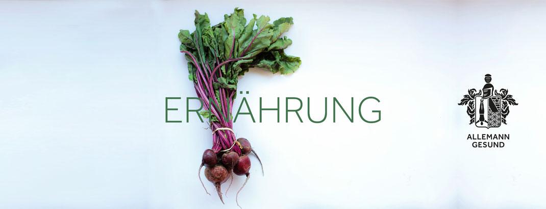 Ernährung Allemann Gesund Buchs SG