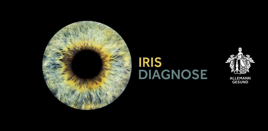 Irisdiagnose Allemann Gesund Buchs SG