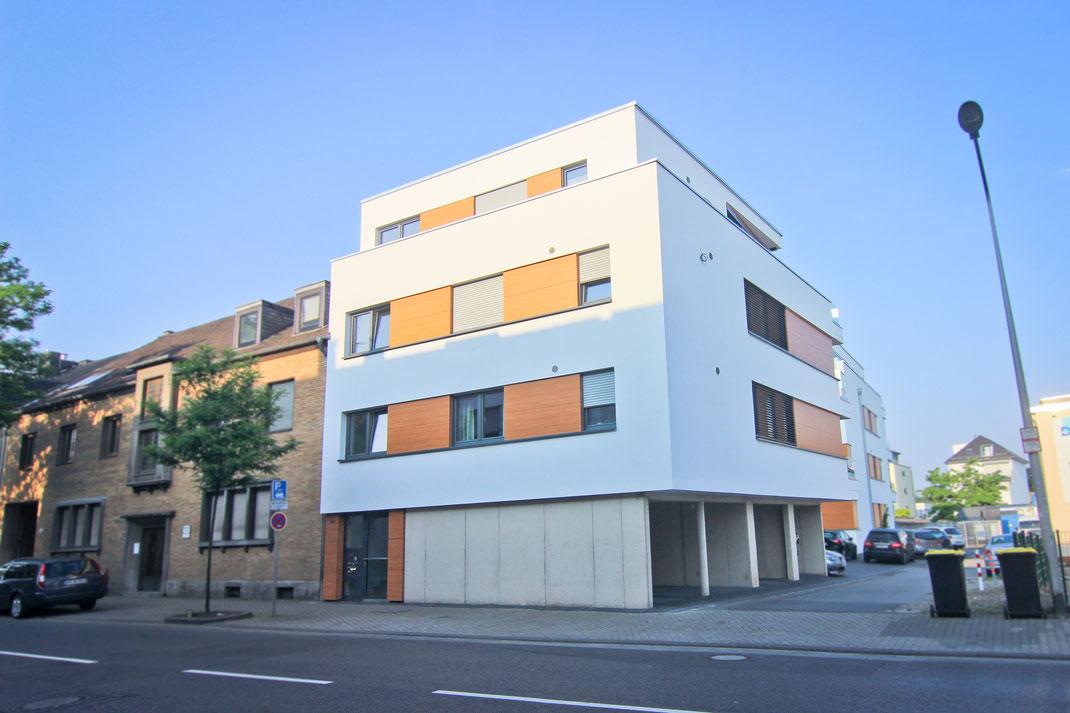 Düren Immobilien Neubau Luxus Friedrichstraße Aachen Köln City Stadt