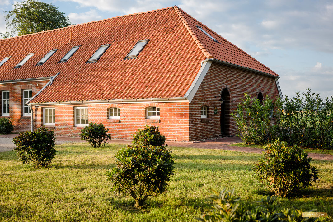 Ferienwohnung-Fotoservice.de Ferienanlage Lütetsburg Lodges Außenaufnahme Bummert