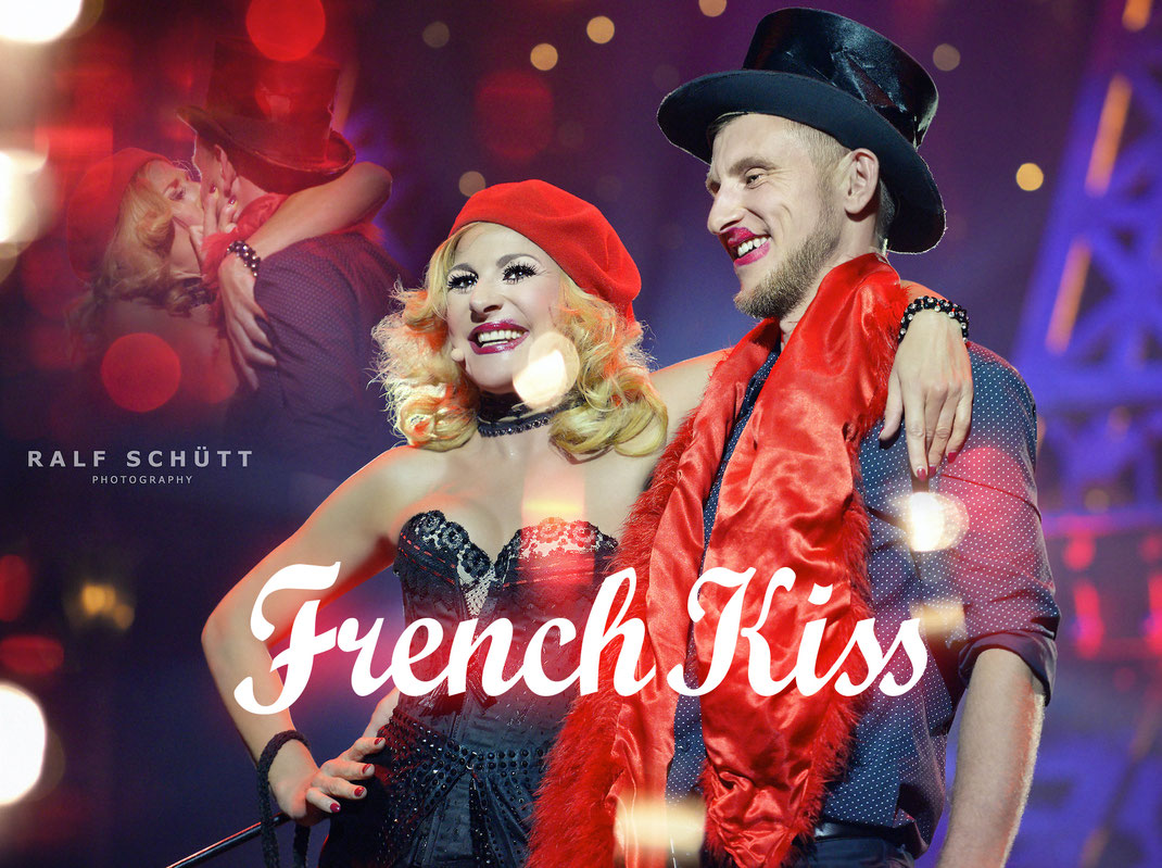 Laure Bontaz - 'French Kiss' © Ralf Schütt Photography