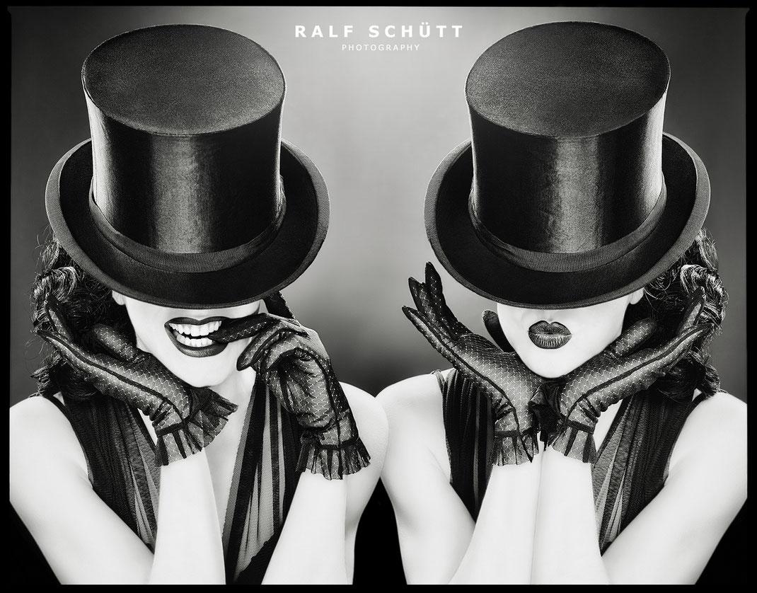 Louise de Ville  - Twins © Ralf Schütt Photography