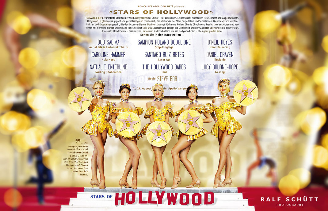 The Hollywood Babes © Ralf Schütt
