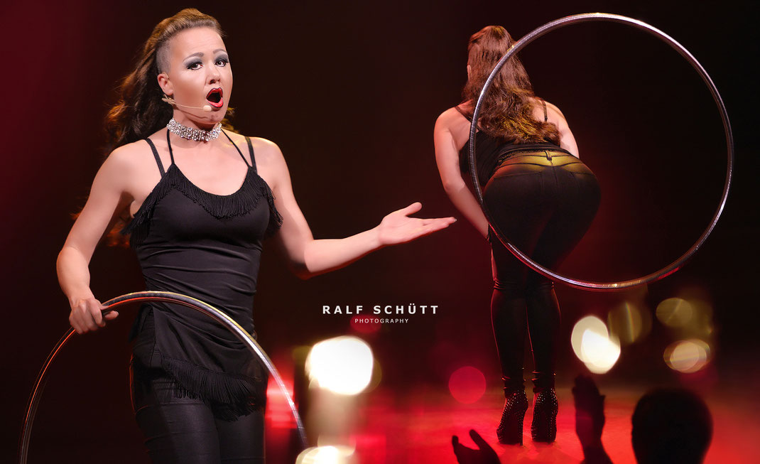 Chantall - Hoop Act © Ralf Schütt Photography