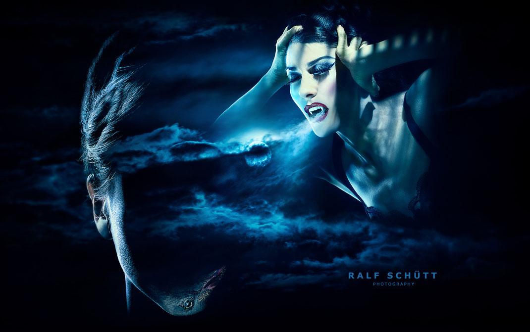 Louise de Ville - 'Vampire' © Ralf Schütt Photography