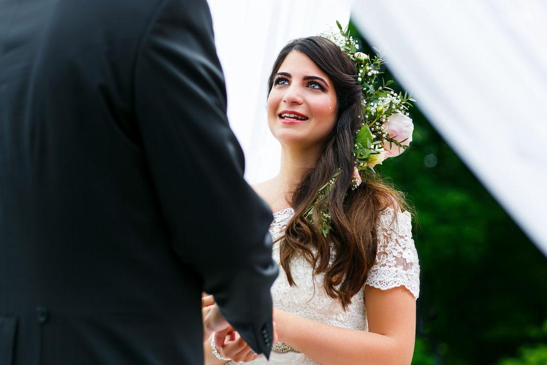 Hochzeitsfotografie Villa Rothschild