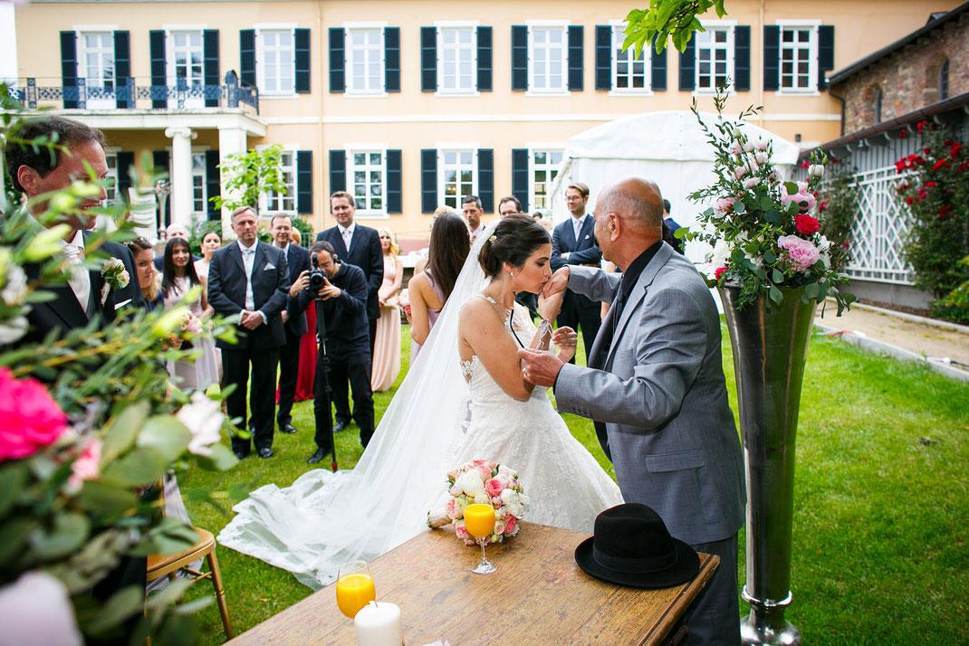 Hochzeit Fotograf Schloss Johannisberg