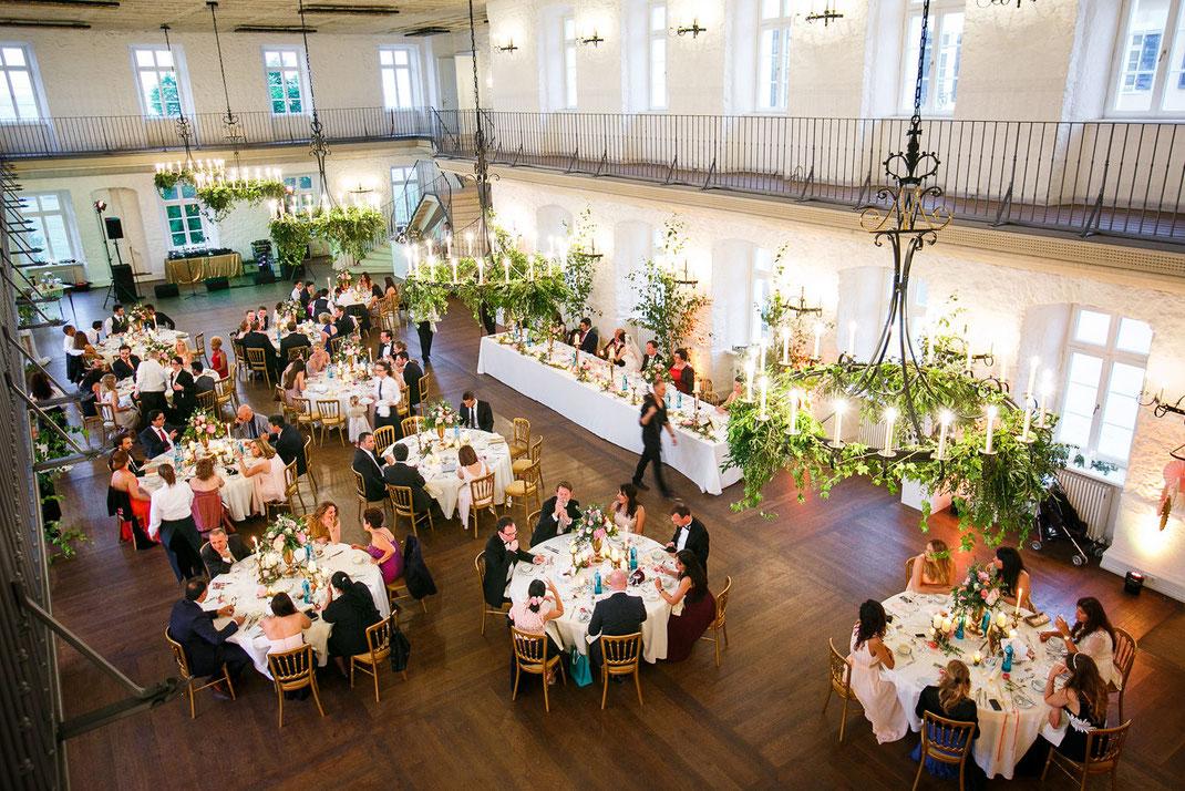 Hochzeitsfotografie Schloss Johannisberg