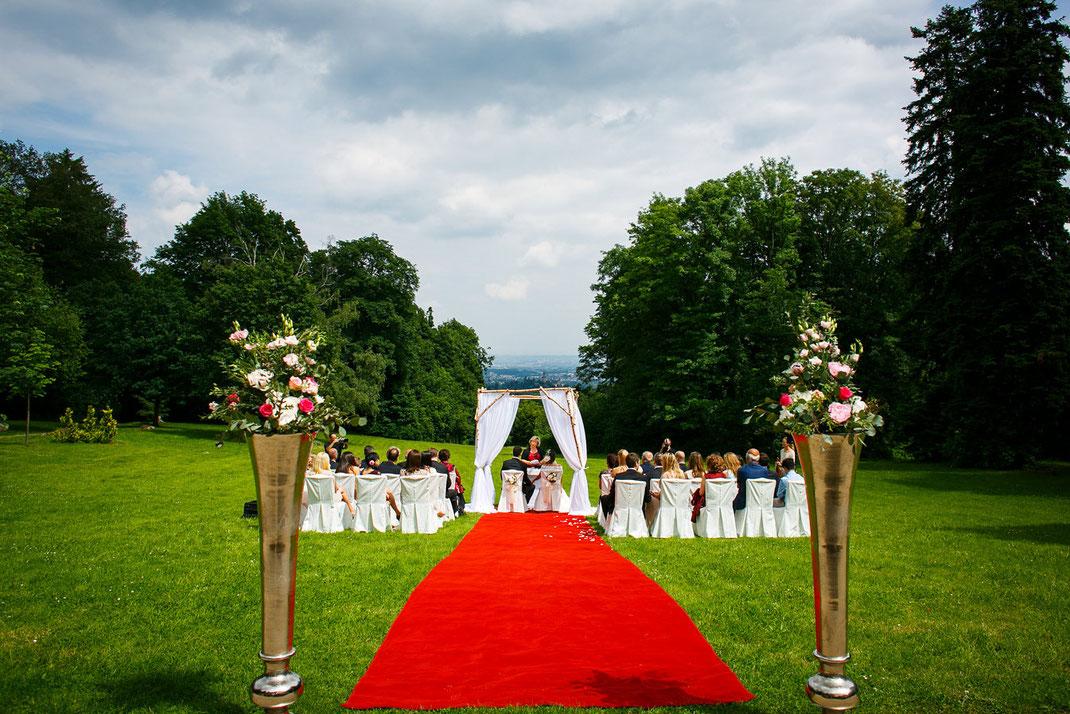 Hochzeitsfotos Villa Rothschild