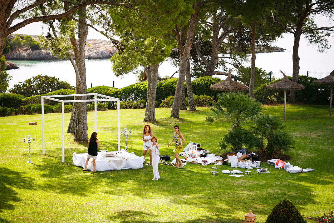 Hochzeit Fotograf St. Regis Mardavall