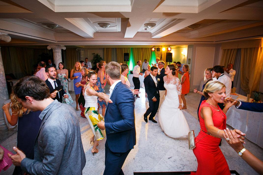 Hochzeitsfotograf Santa Margherita