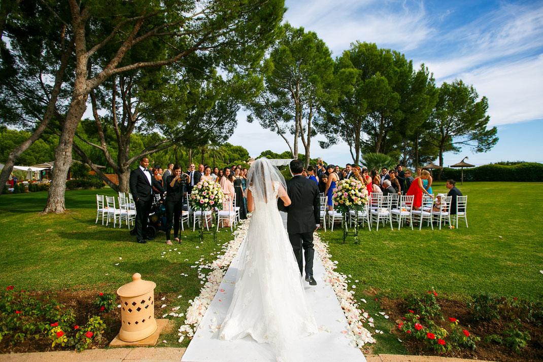 Hochzeitsfotografie Mallorca