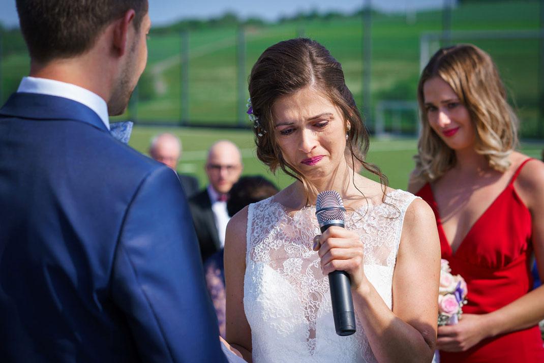 Hochzeitstrauung in Luxemburg