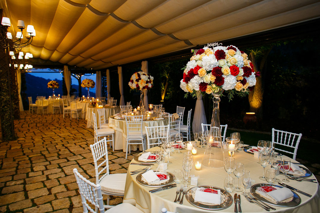 Wedding Location Villa Eva