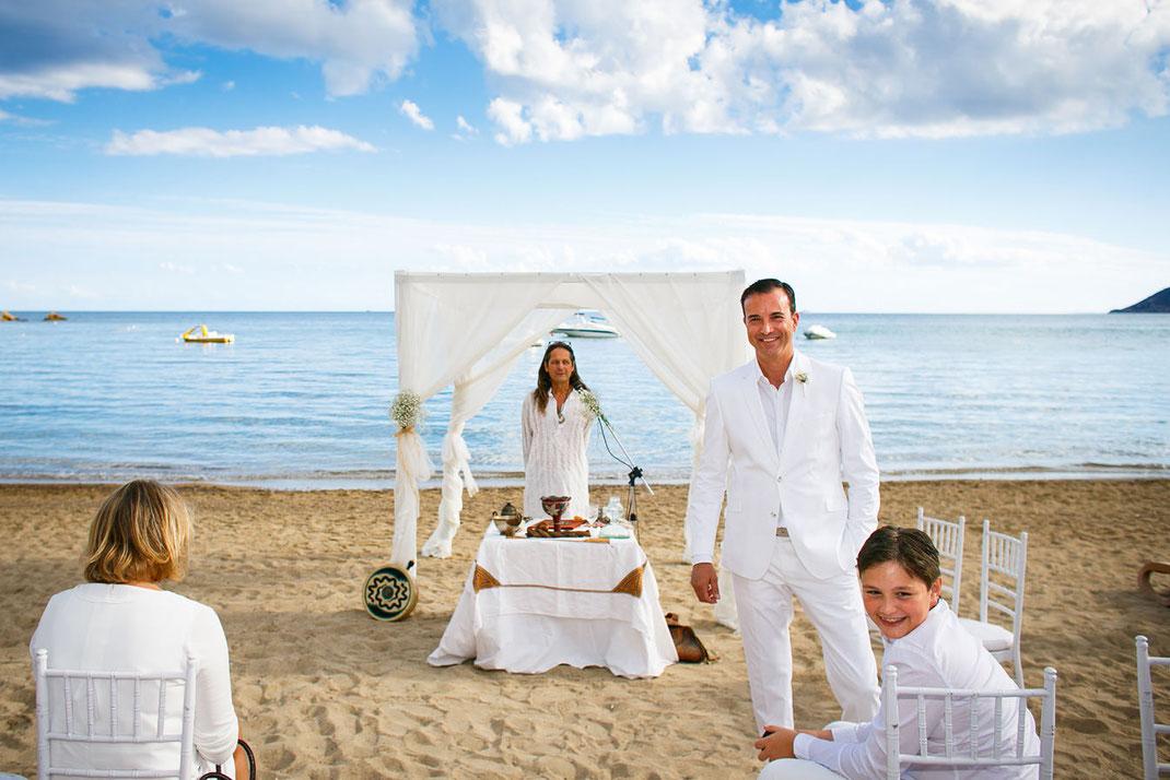 Hochzeitsfeier Ibiza