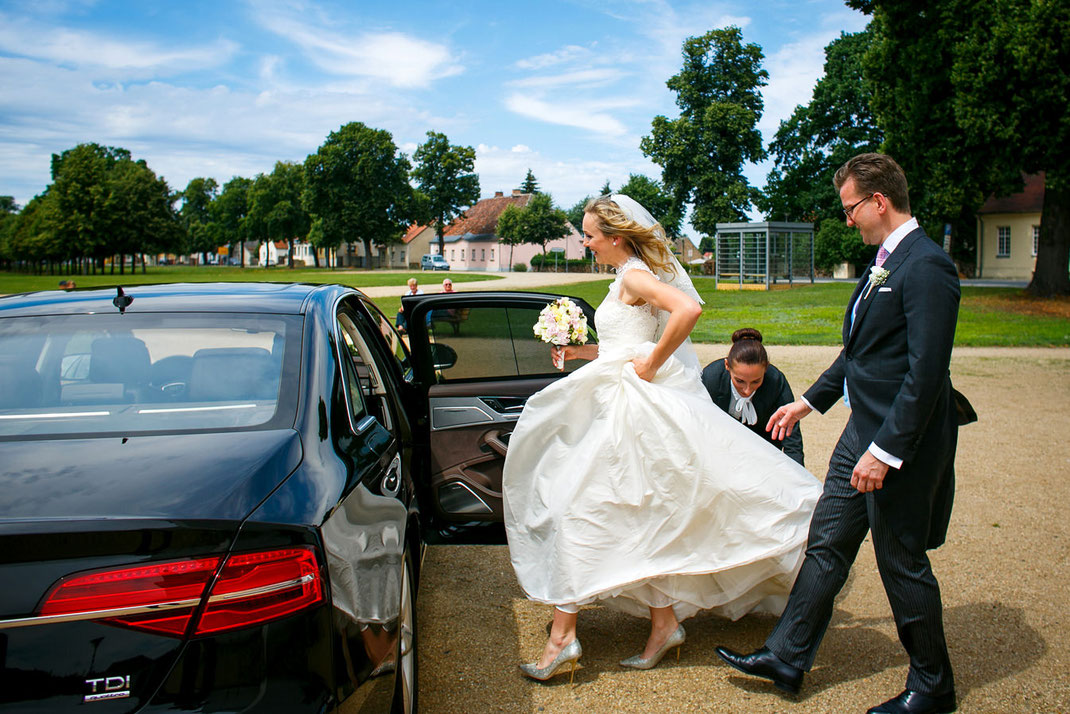 Wedding Location Schloss Neuhardenberg