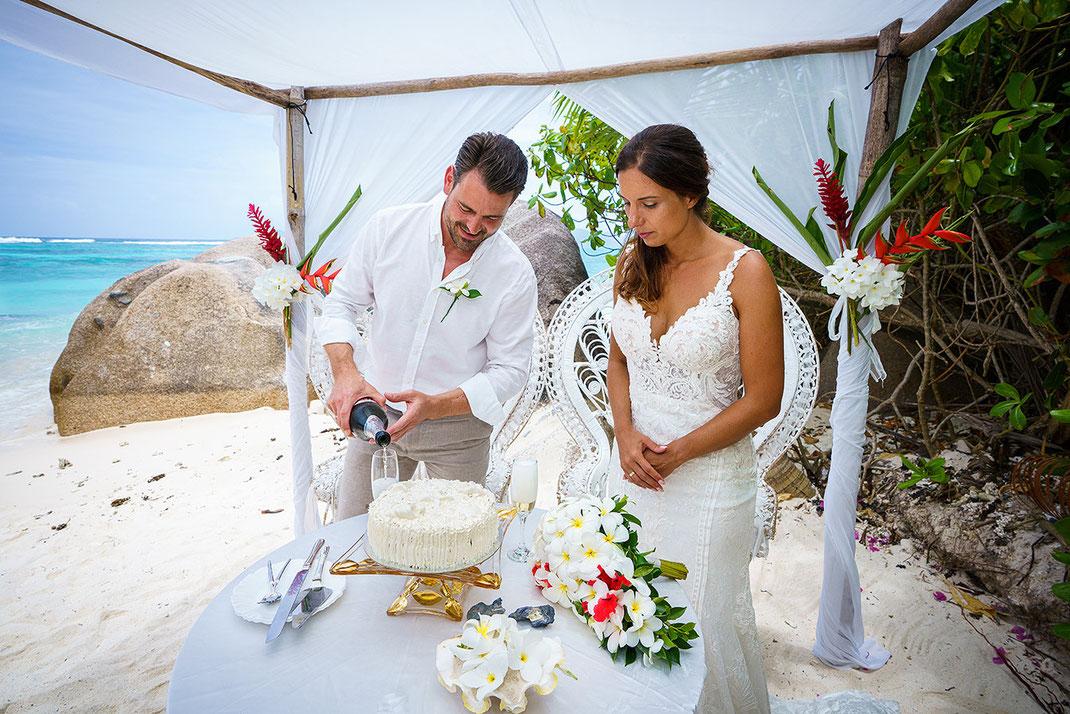 Hochzeitsfotograf La Digue