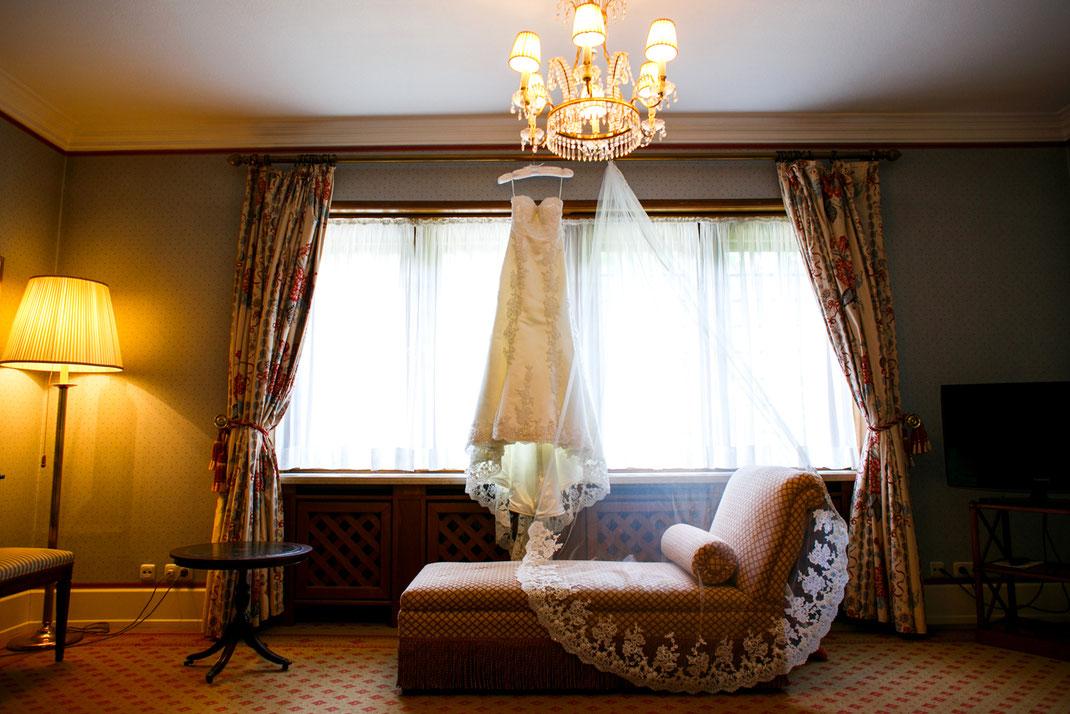 Hochzeitsfotos Schlosshotel Kronberg