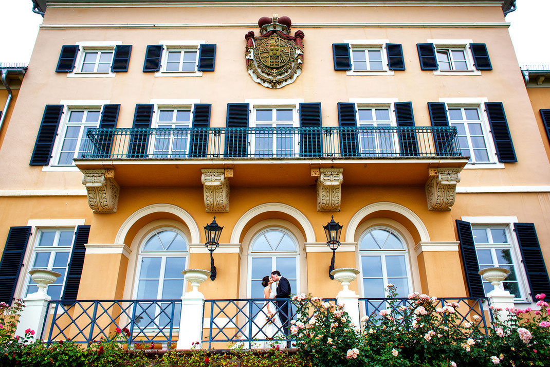 Hochzeitsfotograf Schloss Johannisberg