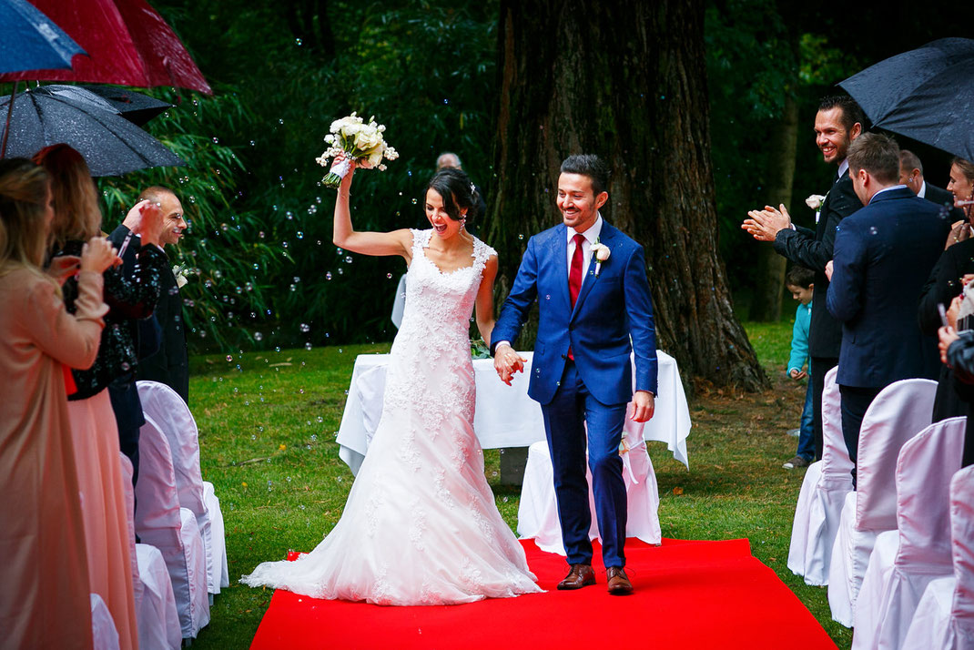 Hochzeitsfeier Burg Schwarzenstein