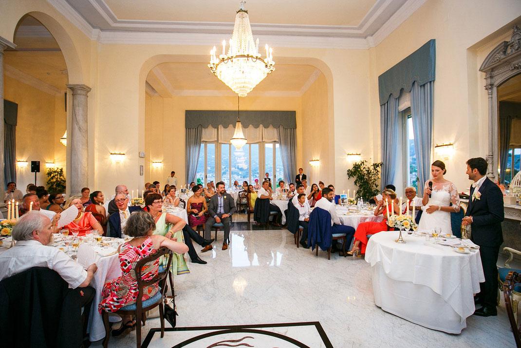 Hochzeitslocation Amalfiküste