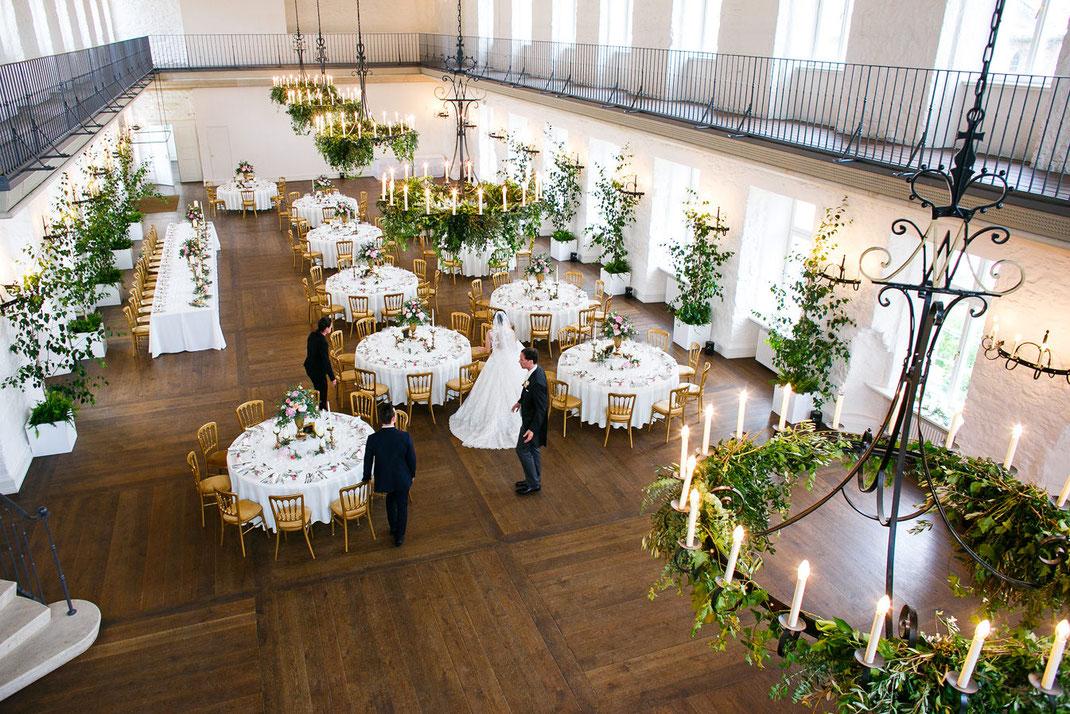 Hochzeitsfotos Schloss Johannisberg