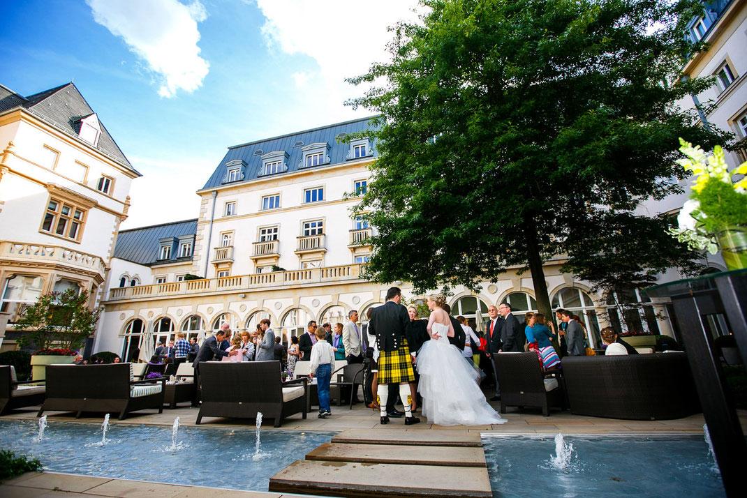 Hochzeitsfotografie Frankfurt
