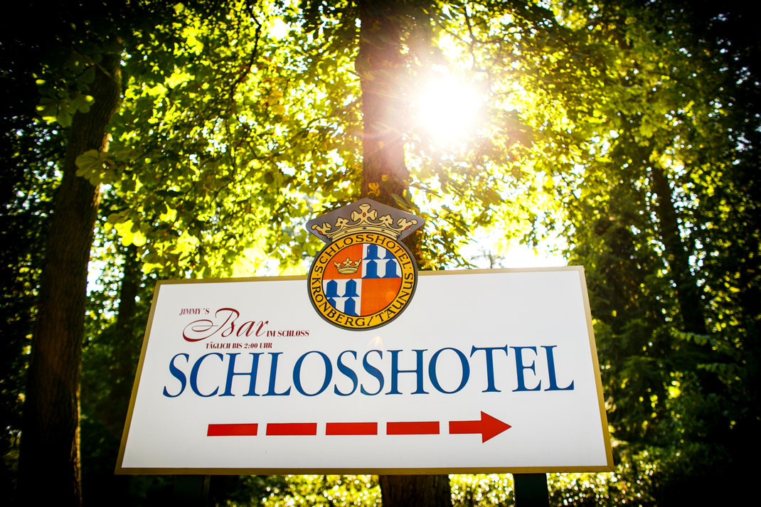 Wedding Photographer Schlosshotel Kronberg