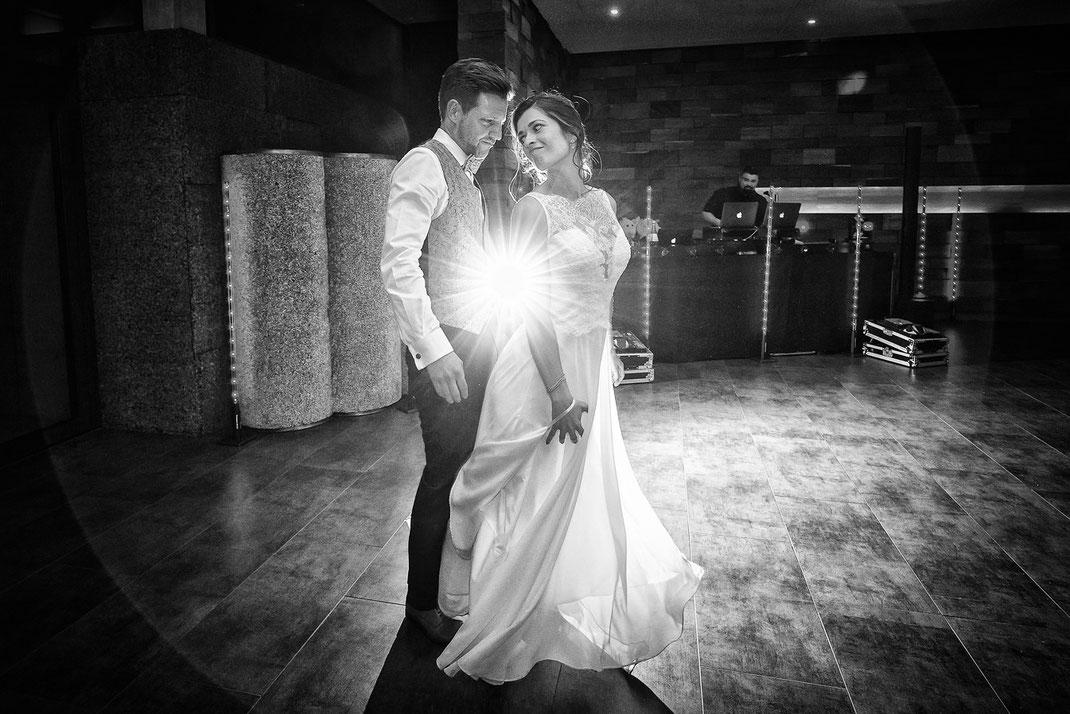 Hochzeitsparty im Sporthotel Leweck Luxemburg