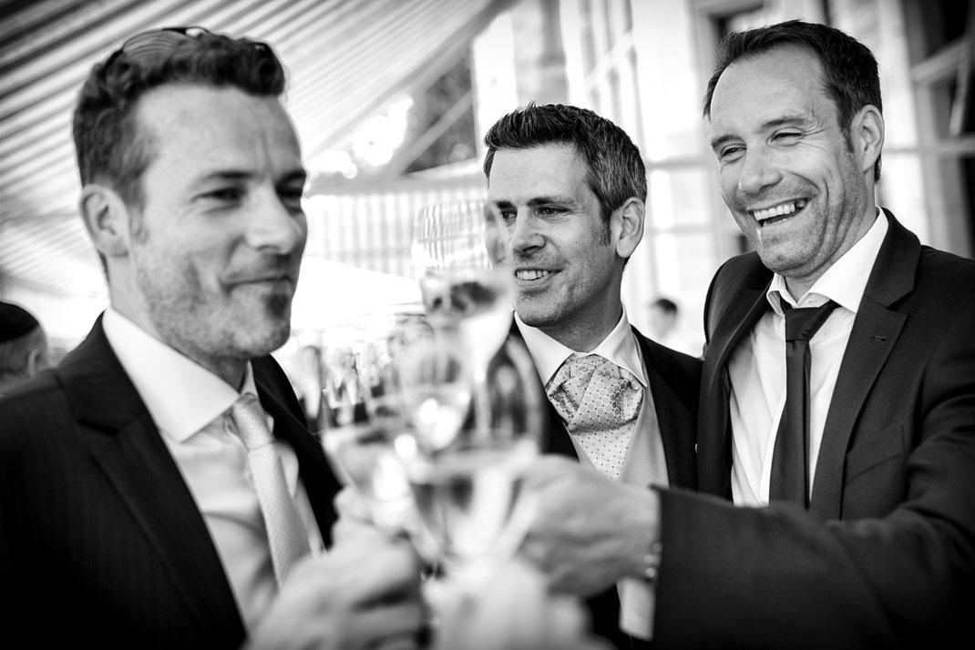Hochzeitsfeier Schlosshotel Kronberg