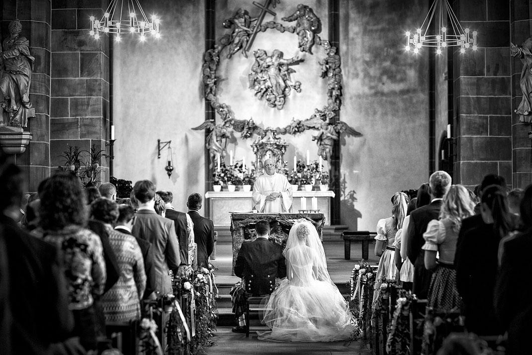 Schottische Hochzeit Frankfurt