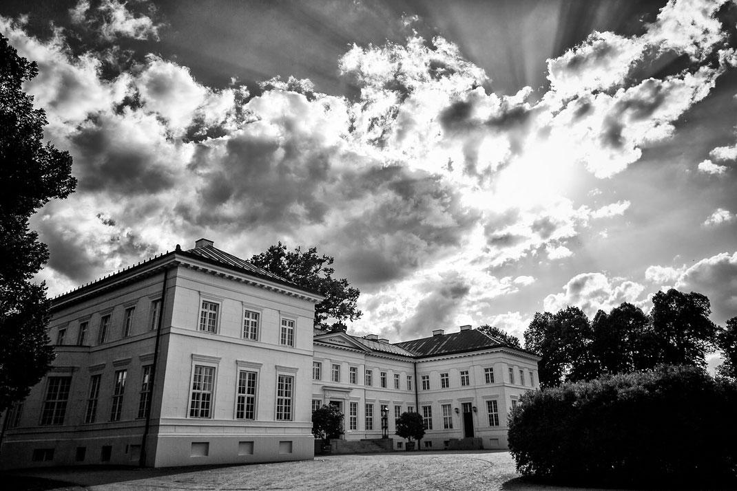 Hochzeitsfeier Schloss Neuhardenberg
