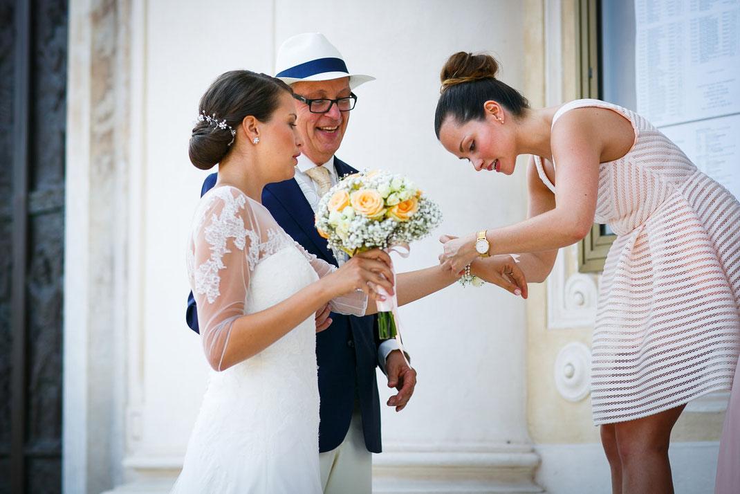 Hochzeitsfeier Imperiale Palace Hotel
