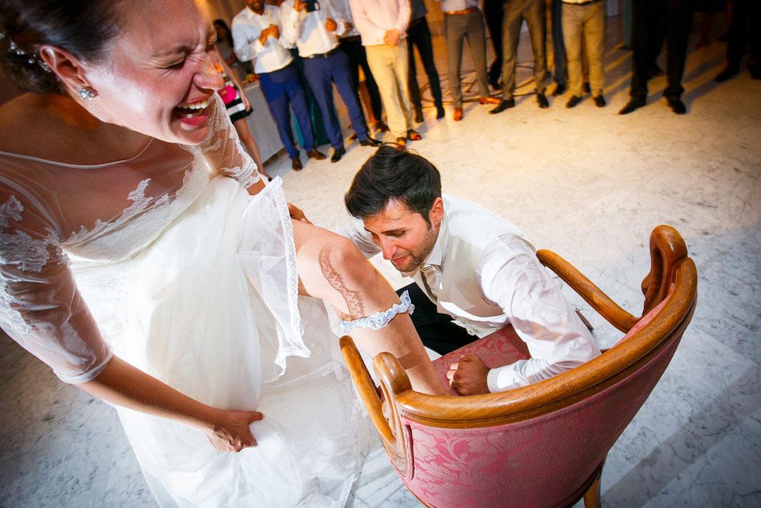 Hochzeitsfotografie Italien
