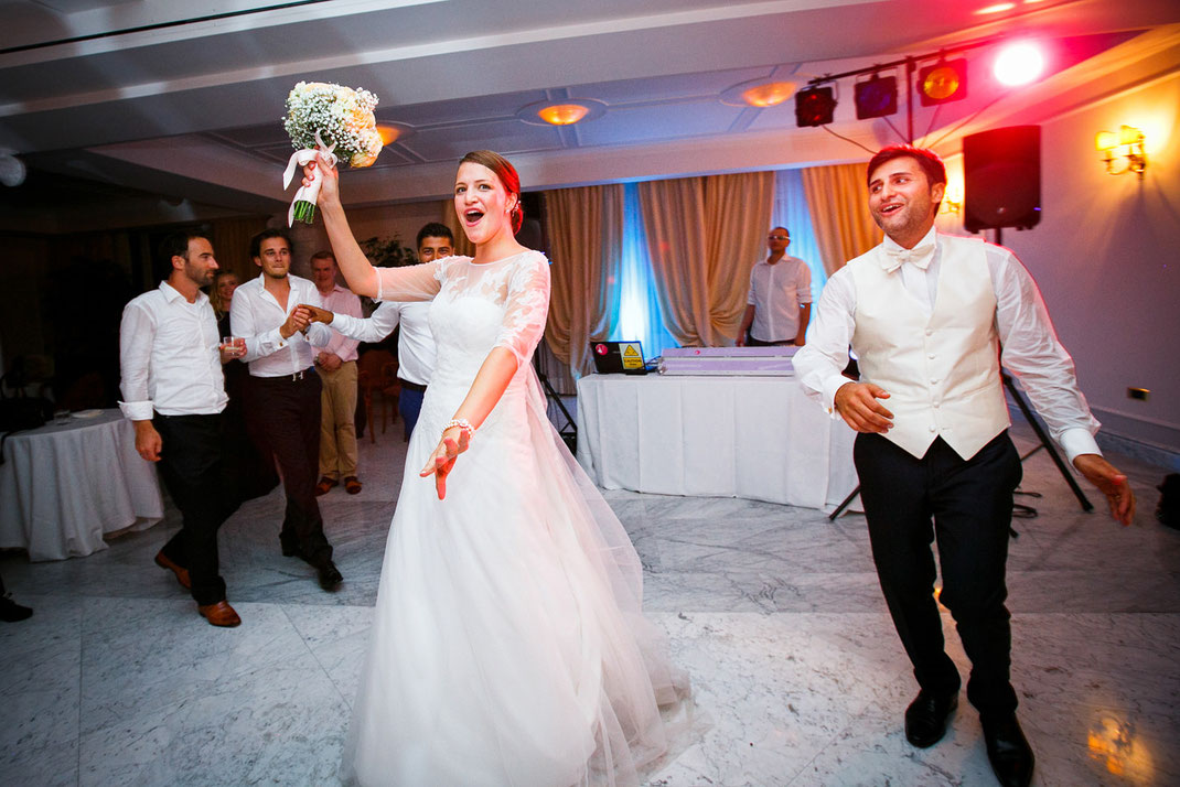 Hochzeitsfotos Santa Margherita