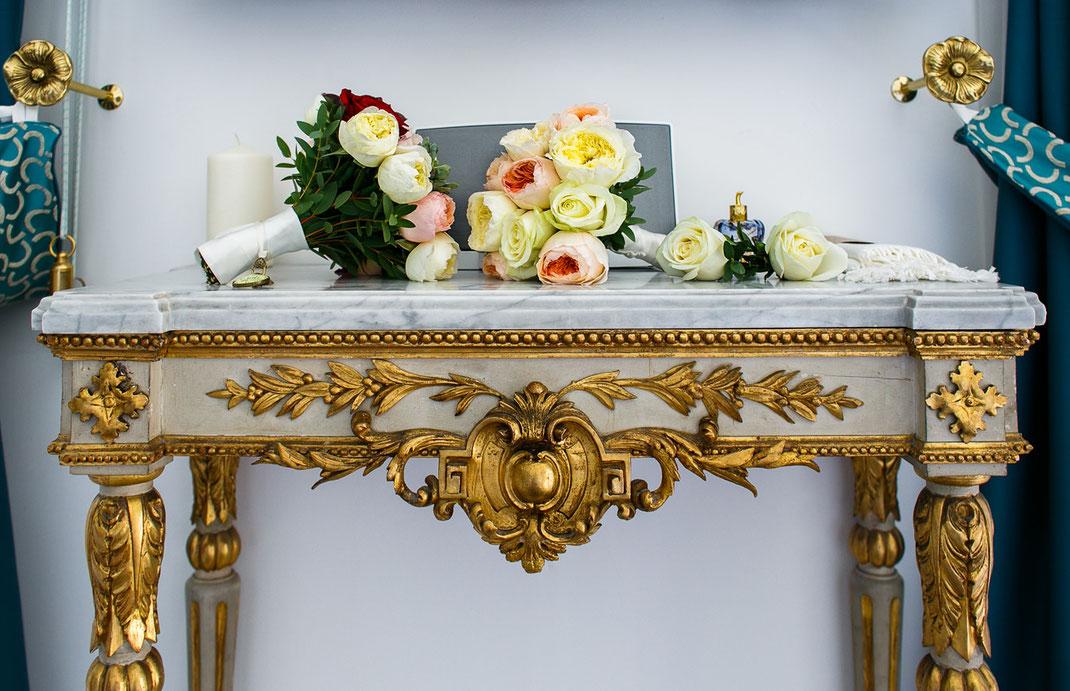 Hochzeitsfeier Villa Eva