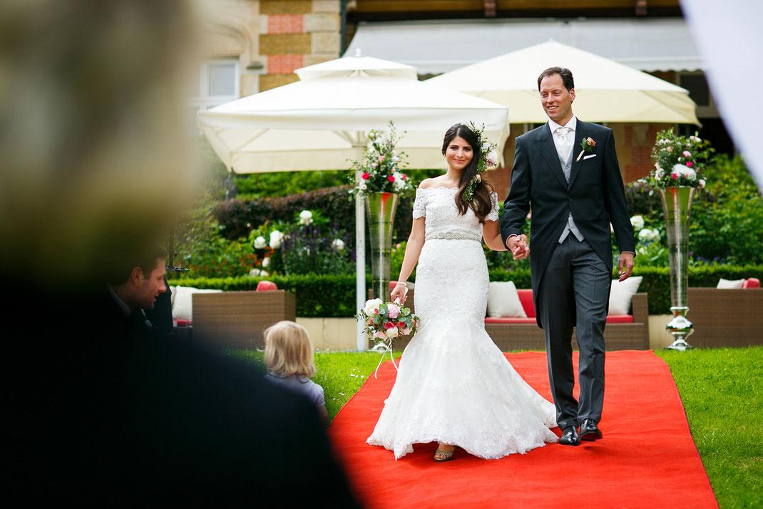Hochzeitsfotograf Villa Rothschild