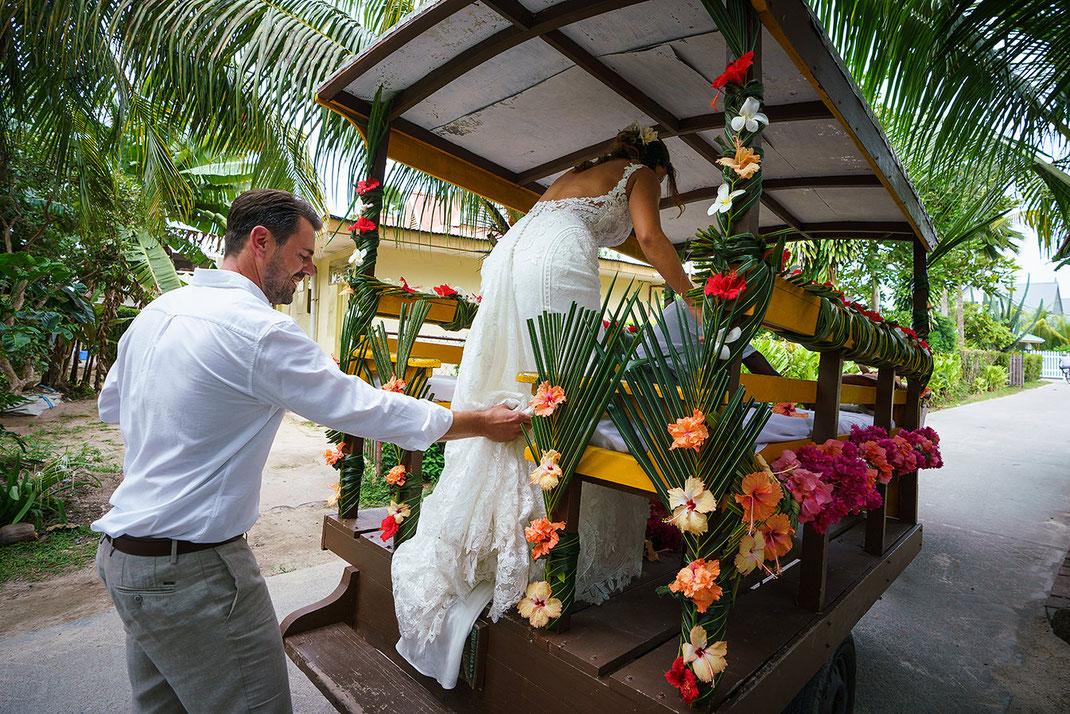 Hochzeit Fotograf La Digue