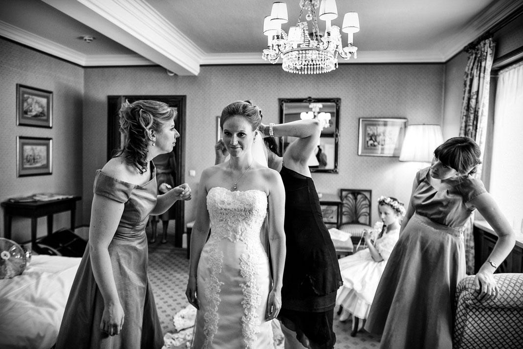 Hochzeit Fotograf Schlosshotel Kronberg