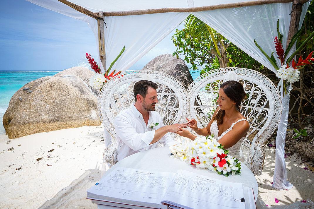 Wedding Photographer Seychelles