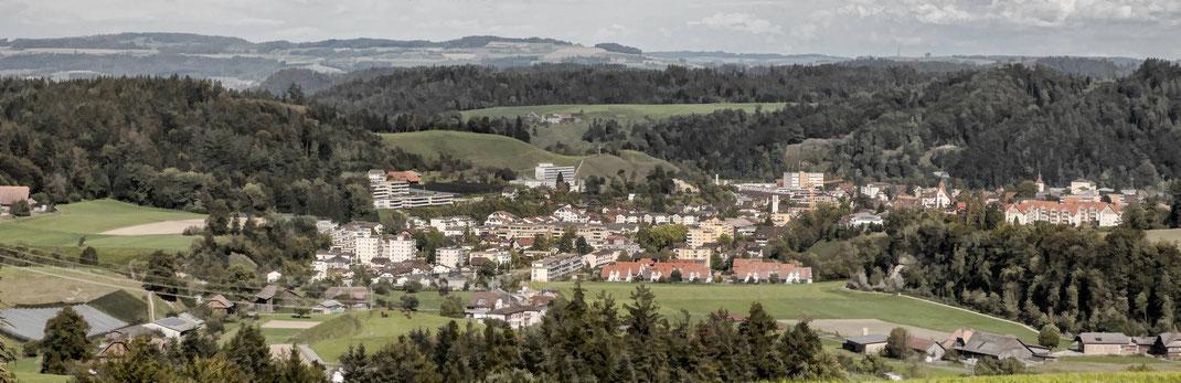 Advent in Sulz: WILLKOMMEN BEI E.T. STUDHALTER !